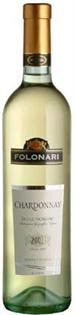 Folonari Chardonnay 750ml - Case of 12